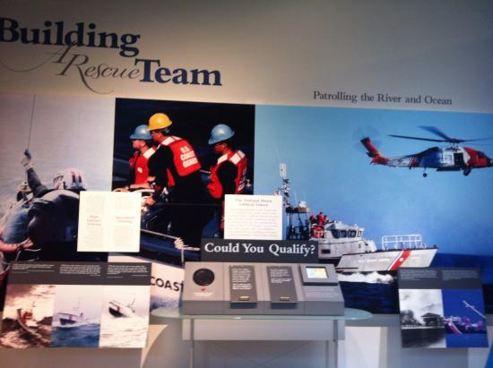Columbia River Maritime Museum: Fine Tribute to the Coast Guard!!!