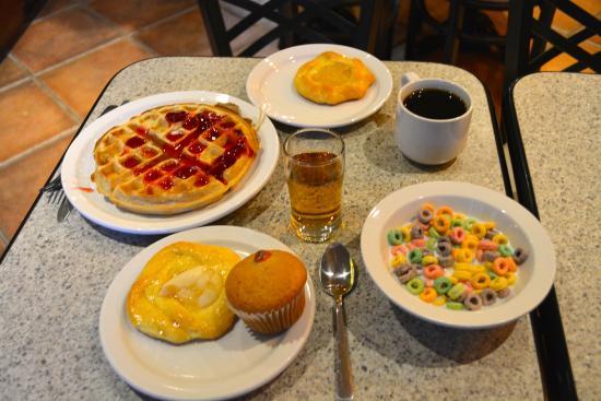 Stay Inn: Breakfast