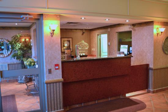 Stay Inn: Hotel hall