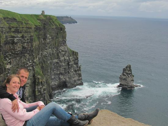 Fisherman's Rest: Cliffs of Moher
