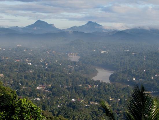 Kandy Panorama Resort: Вид из номера