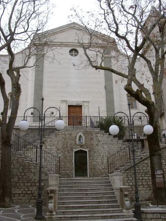 Tolve, Italie : Chiesa pre ristrutturazione