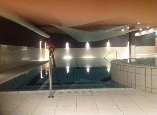 Zwembad In Huis : Zwembad met jacuzzi foto van art & wellness hotel huis ten wolde