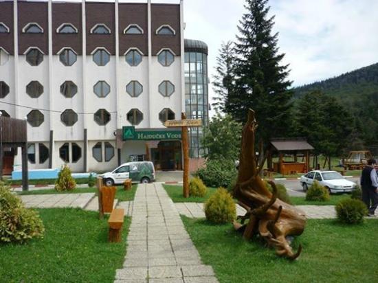 Hotel Hajducke Vode