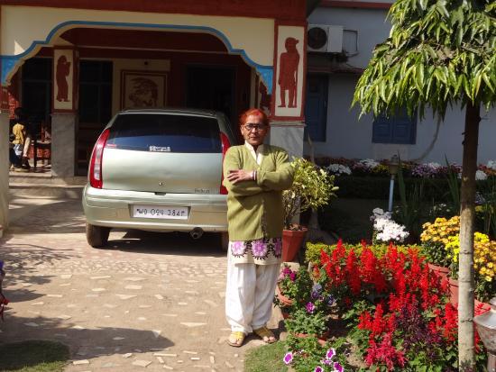 Rater Tara Diner Rabi Resort: FRONT OF RATER TARA DINER RABI