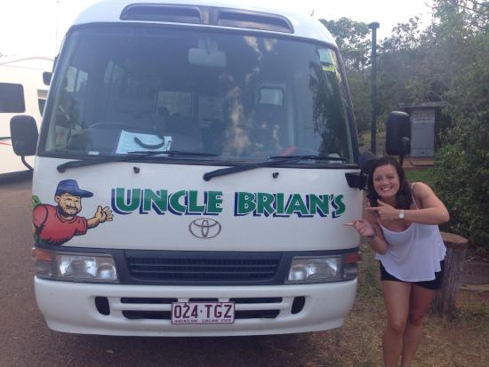 Uncle Brian's Tours: Good times