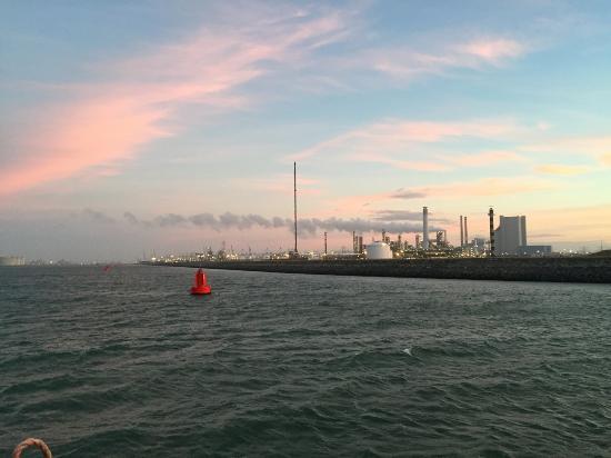 FutureLand Maasvlakte 2: Rotterdamse haven - Maasvlakte 2