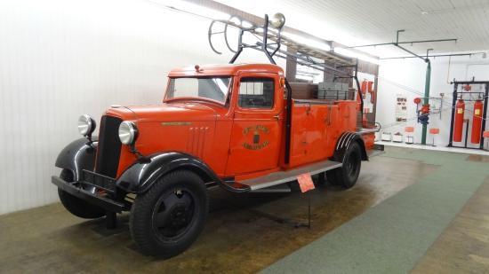 Tehnicki Muzej: Feuerwehrauto aus Zagreb