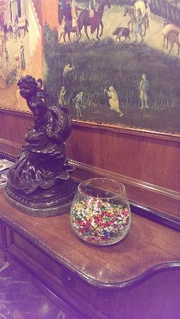 Adler Cavalieri: Christmas candy