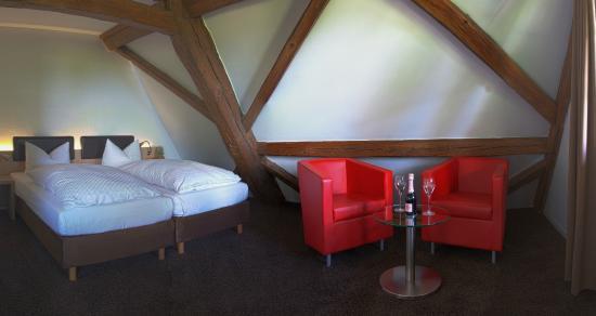 Hotel Hofgut Hohenkarpfen: Zimmer