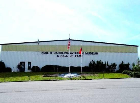 ‪N.C. Aviation Museum‬