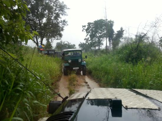 Hurulu Eco Park : Jeep Safari