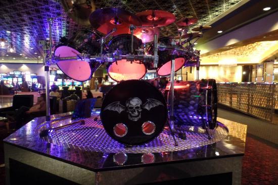Hard Rock Hotel Ground Floor In Vegas Picture Of Hard