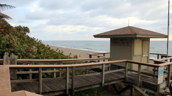 Gulfstream Park : Lifeguard Tower