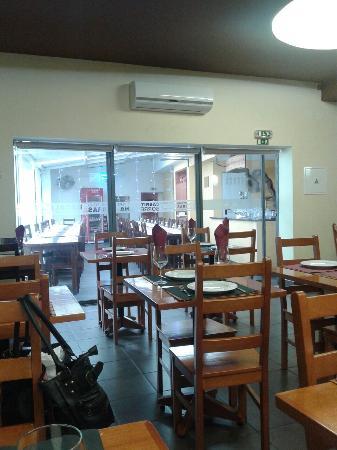 restaurante a Parreirinha
