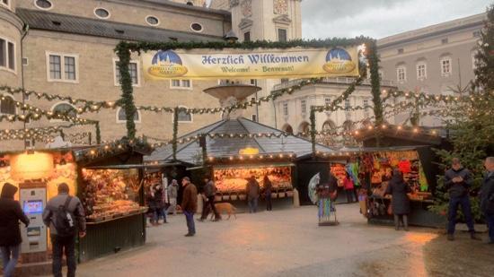 Da Pippo: Mercatini di Natale Salisburghesi