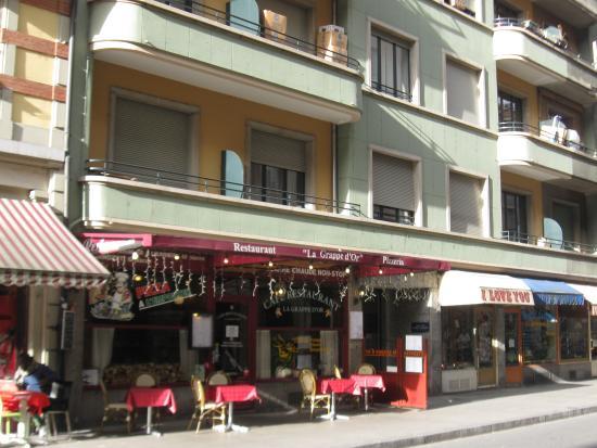 La Grappe D'or: photo du restaurant