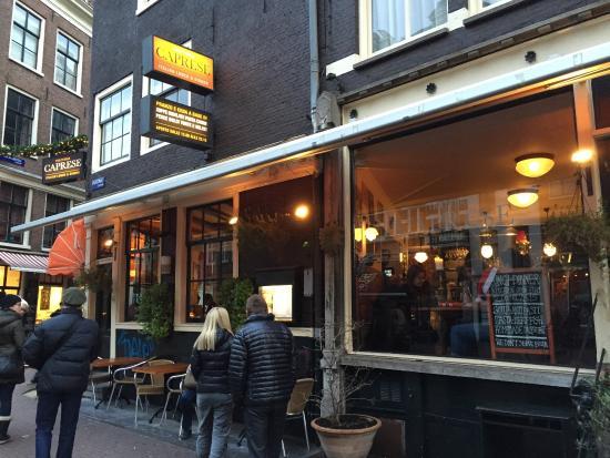 Trattoria Caprese Amsterdam: S
