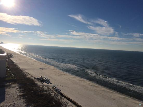 Boardwalk Beach Resort Condominiums : Beautiful view