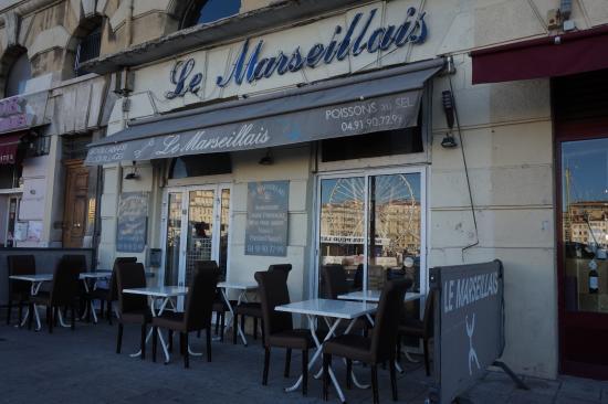 Restaurant Le Marseillais Quai De Rive Neuve