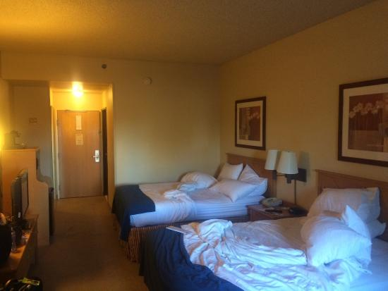 Holiday Inn Express Phoenix -I-10 West/Goodyear: Habitación
