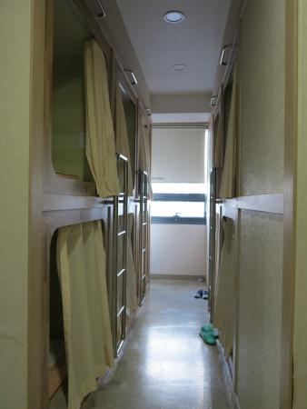 Hostel Korea 11th - Changdeokgung: female dorm