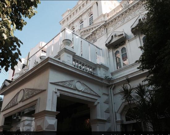 CASA Colombo Collection: esterno fronte