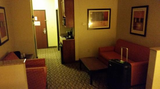 Holiday Inn Express Hotel & Suites Sweetwater: 1