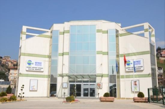 Ahmet Mithat Efendi Kultur Merkezi