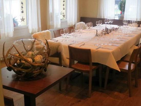 Restaurant Lindenhof: Gute Atmosphäre