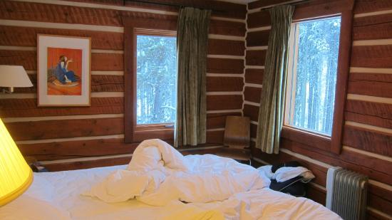 Earl Grey Lodge: Guest Room