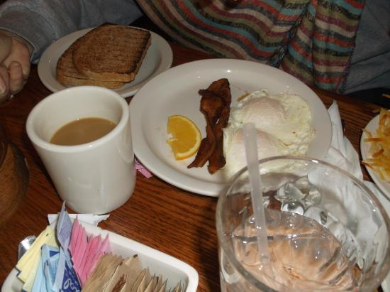 Cracker Barrel: My wife's breakfast