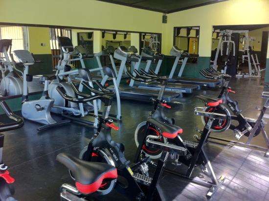 BEST WESTERN El Sitio Hotel & Casino: Gimnasio/Gymnasium