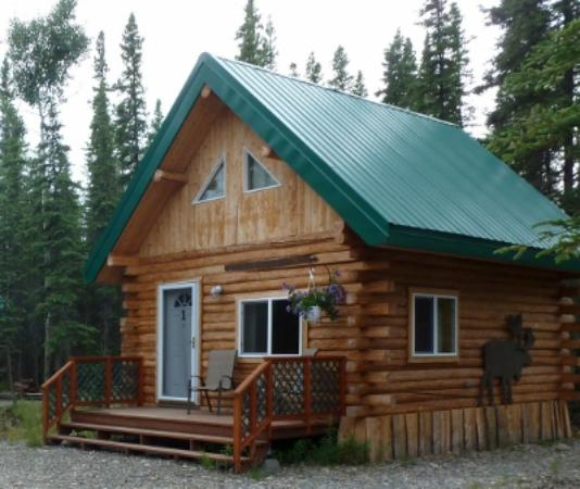 Caribou cabins updated 2017 prices b b reviews tok for Alaska cottage