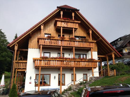 Berghof Kräutle: Berghof Building