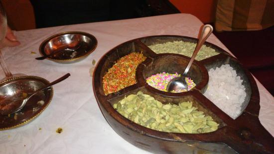 Just India: Digestivi tipici indiani