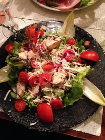 La Marmite : Salade César