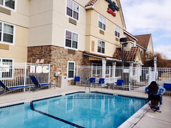 TownePlace Suites Las Cruces: Pool