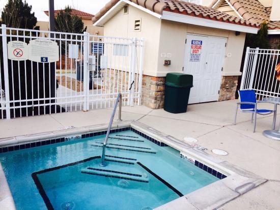 TownePlace Suites Las Cruces: Jacuzzi