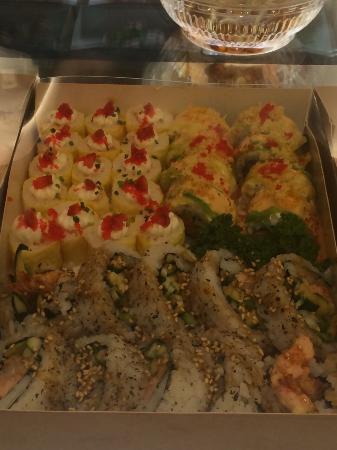 Sushi Corner Montecchio: Menù cotto