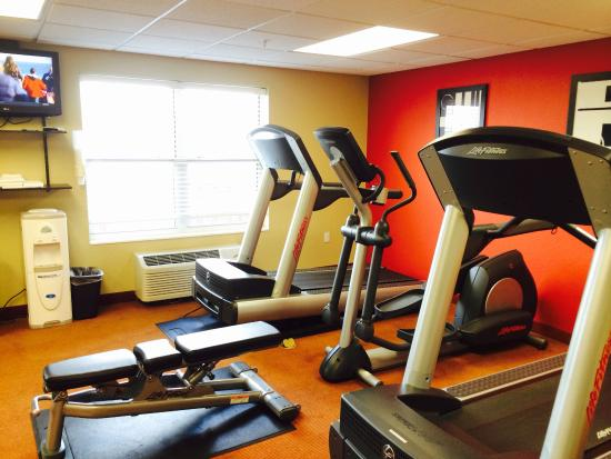 TownePlace Suites Las Cruces: Gym