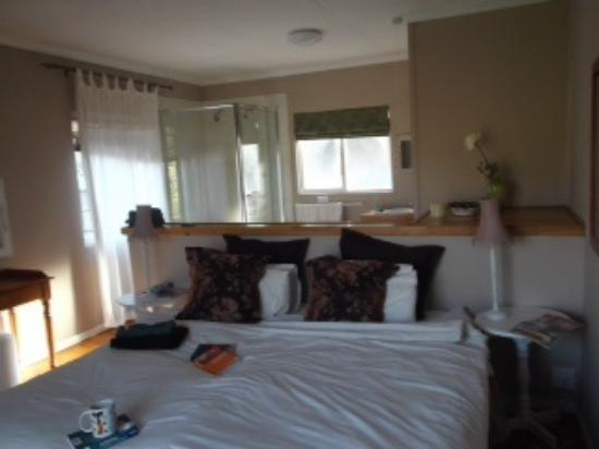 Umzimkulu River Lodge : Bedroom