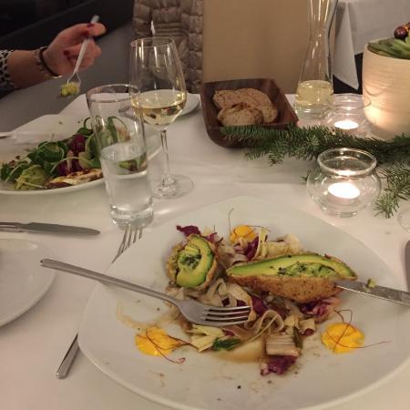 Restaurant Valentin: Wirklich exzellente Kombination!