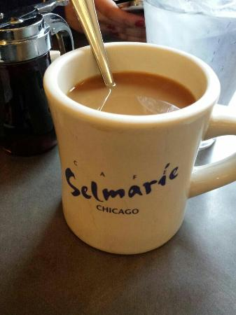 Cafe Selmarie: Fresh coffee