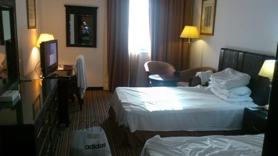 Mayfair Hotel : my room