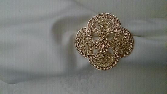 Nestleton, Canada: Napkin Ring