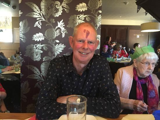 The Testwood: The Golding's Christmas dinner 2014