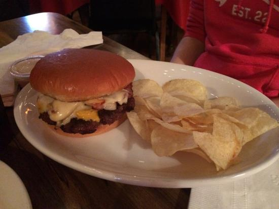 The Wedron Office: Tavern burger