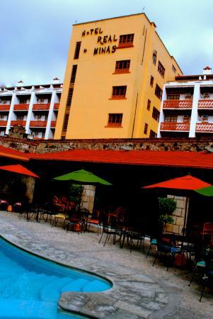 Hotel Real de Minas: Vista Interior