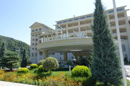 Qafqaz Riverside Hotel: Qafqaz Riverside